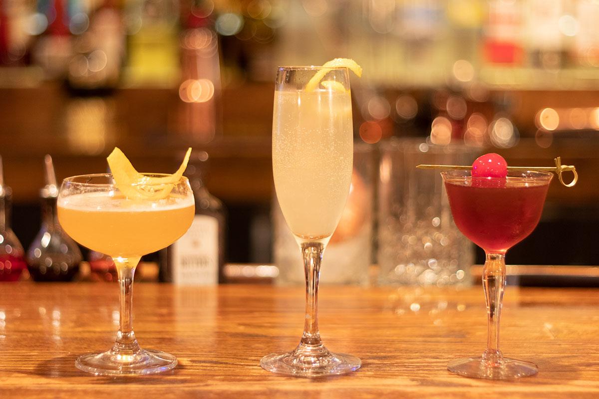 Chez Max Cocktails