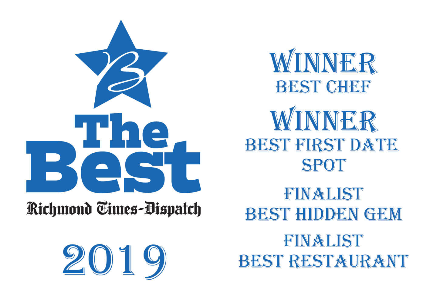Richmond Times-Disptach Best of 2019